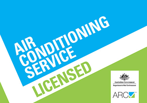 licensed air conditioning service
