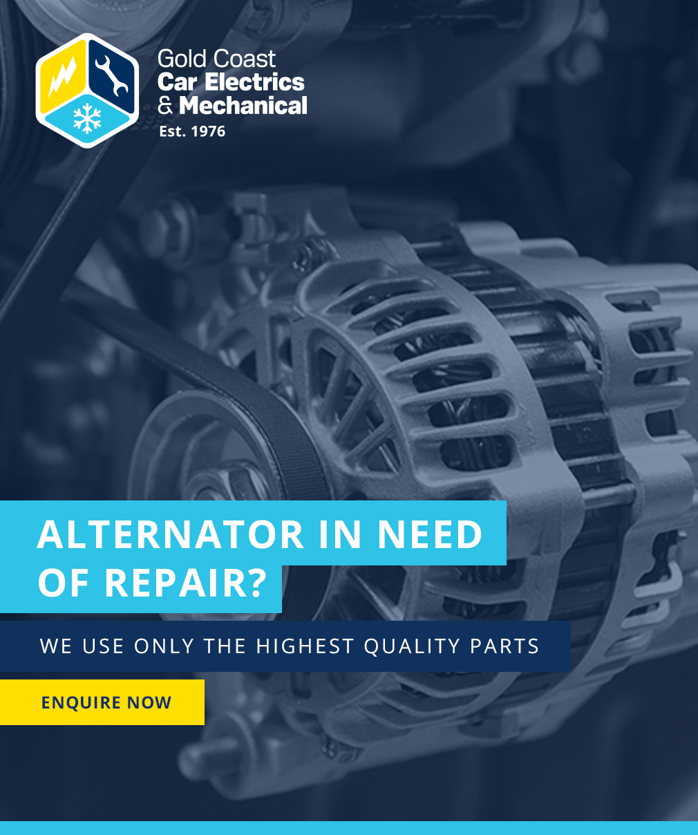 Alternators Gold Coast | Alternators Repairs Gold Coast